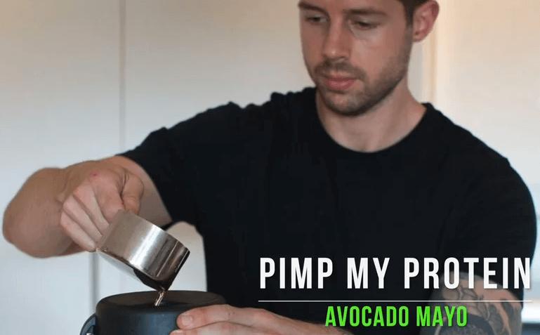 PIMP MY PROTEIN – AVOCADO MAYO
