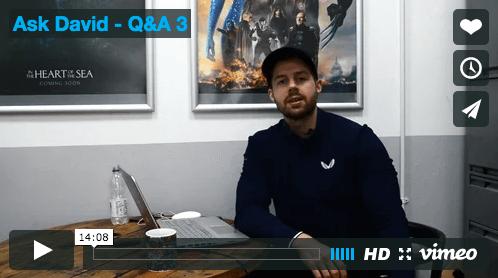 ASK DAVID – Q&A 3