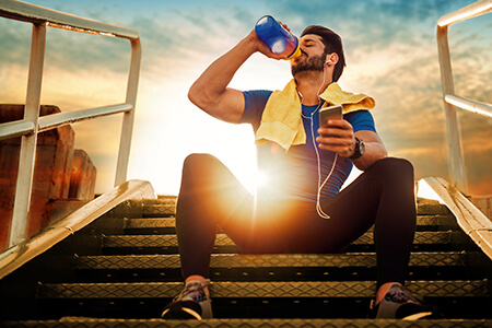 4 OF THE BEST MUSCLE BUILDING SUPPLEMENTS