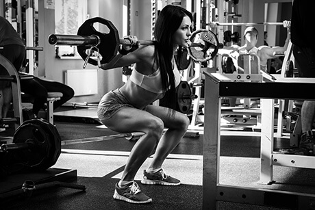 DO WOMEN HAVE TO SQUAT?