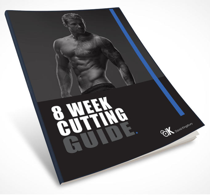 8 WEEK CUTTING GUIDE NOW AVAILABLE WITH AN EXCLUSIVE COMPETITION TO WIN 6 MONTHS ONLINE COACHING FOR FREE.