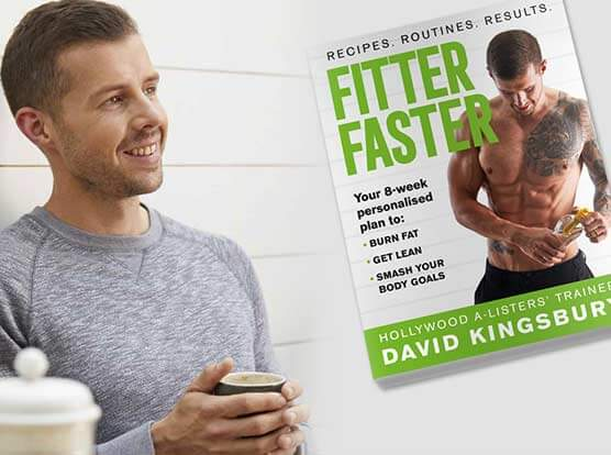 FITTER FASTER IS A DIET AND EXERCISE BOOK LIKE NO OTHER.