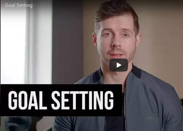 GOAL SETTING & CHOOSING YOUR GOALS