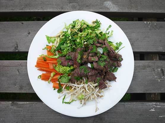 RECIPE TO TRY – DELICIOUS KOREAN BEEF