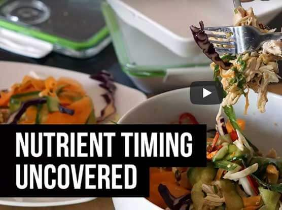 NUTRIENT TIMING UNCOVERED – HOW IMPORTANT IS FOOD TIMING?