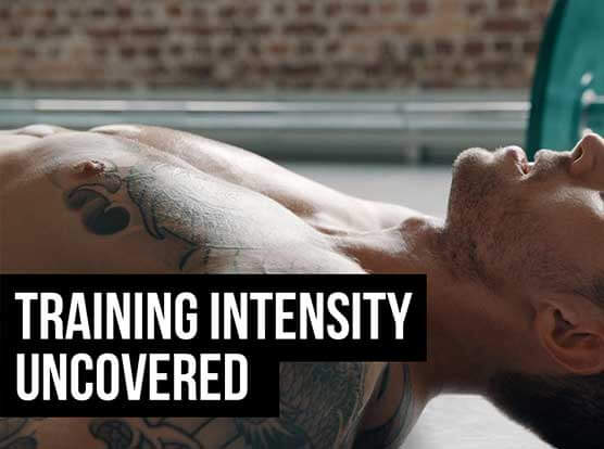TRAINING INTENSITY UNCOVERED
