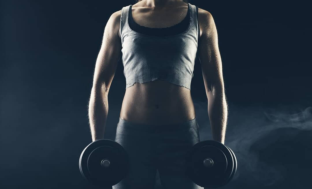 THE IMPORTANCE OF LIFTING WEIGHTS
