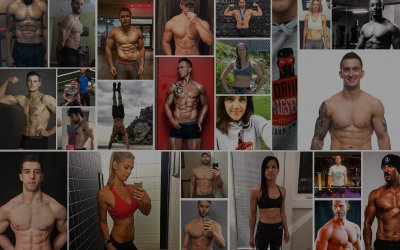 What does a successfull body transformation take?